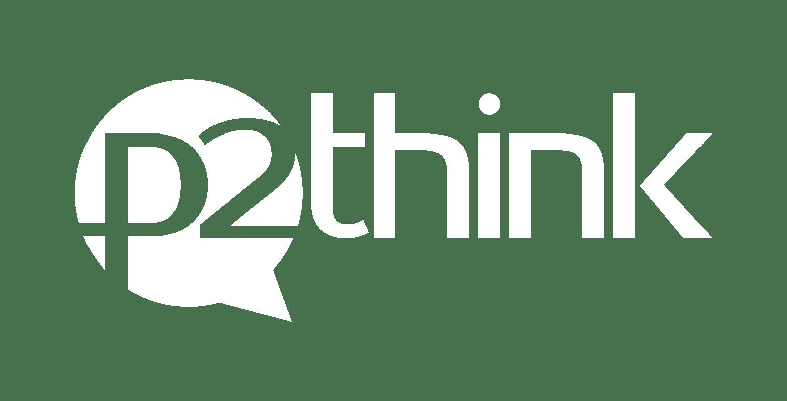 P2THINK Logo